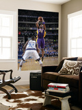 Los Angeles Lakers v Dallas Mavericks - Game Three, Dallas, TX - MAY 6: Kobe Bryant and DeShawn Ste Posters by Glenn James