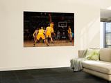 New Orleans Hornets v Los Angeles Lakers - Game Five, Los Angeles, CA - April 26: Emeka Okafor and  Prints