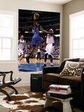Oklahoma City Thunder v Dallas Mavericks - Game TwoDallas, TX - MAY 19: Kevin Durant and Brendan Ha Prints by Tom Pennington