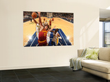 Cleveland Cavaliers  v Indiana Pacers: Anderson Varejao and Danny Granger Posters by Ron Hoskins