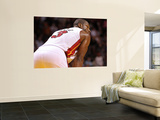 Cleveland Cavaliers v Miami Heat: Dwyane Wade Posters by Mike Ehrmann
