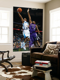 Sacramento Kings v New Orleans Hornets: Marcus Thornton and DeMarcus Cousins Poster by Chris Graythen