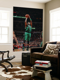 Boston Celtics v Chicago Bulls, Chicago, IL - January 08: Paul Pierce Posters par Gary Dineen
