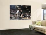 San Antonio Spurs v Memphis Grizzlies - Game Six, Memphis, TN - APRIL 29: Tiago Splitter and Marc G Posters by Joe Murphy