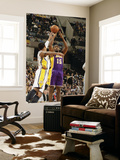 Los Angeles Lakers v Indiana Pacers: Ron Artest and Danny Granger Prints by Ron Hoskins