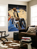 Atlanta Hawks v Orlando Magic - Game Five, Orlando, FL - April 26: Quentin Richardson and Josh Smit Prints