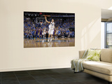 Los Angeles Lakers v Dallas Mavericks - Game Three, Dallas, TX - MAY 6: Dirk Nowitzki Print by Danny Bollinger