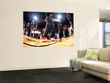 Dallas Mavericks v Miami Heat - Game Two, Miami, FL - JUNE 2: LeBron James Poster by Andrew Bernstein