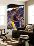 Los Angeles Lakers v Dallas Mavericks - Game Three, Dallas, TX - MAY 6: Kobe Bryant Prints by Noah Graham