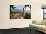 Pacentro, Nr. Sulmona, the Abruzzo, Italy Print by Peter Adams