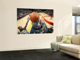 Charlotte Bobcats v Memphis Grizzlies: Stephen Jackson, Xavier Henry and Marc Gasol Prints by Joe Murphy