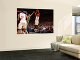 Boston Celtics v New York Knicks - Game Four, New York, NY - April 24: Carmelo Anthony and Paul Pie Posters