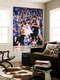 Memphis Grizzlies v Oklahoma City Thunder - Game Seven, Oklahoma City, OK - MAY 15: Kendrick Perkin Prints by Joe Murphy