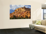 Kasbah of Ait Benhaddou Poster by Sune Wendelboe
