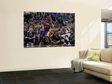 Los Angeles Lakers v Dallas Mavericks - Game Four, Dallas, TX - MAY 8: Kobe Bryant and DeShawn Stev Posters by Danny Bollinger