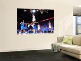 Ronald Martinez - BESTPIX:  Dallas Mavericks v Oklahoma City Thunder - Game FourOklahoma City, OK - MAY 23: Kevin Dur - Reprodüksiyon