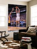 Los Angeles Lakers v Dallas Mavericks - Game Three, Dallas, TX - MAY 6: Peja Stojakovic and Matt Ba Posters by Andrew Bernstein