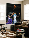 Sacramento Kings v New Orleans Hornets: David West and Carl Landry Posters by Chris Graythen
