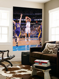 Los Angeles Lakers v Dallas Mavericks - Game Four, Dallas, TX - MAY 8: Dirk Nowitzki and Pau Gasol Posters by Andrew Bernstein