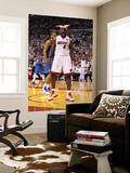 Dallas Mavericks v Miami Heat - Game Two, Miami, FL - JUNE 02: LeBron James Print by Mike Ehrmann
