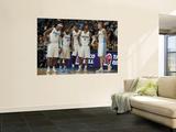 Oklahoma City Thunder v Denver Nuggets-Game Four, Denver, CO - April 25: Al Harrington, Raymond Fel Prints
