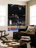 Atlanta Hawks v Detroit Pistons: Josh Smith and Tayshaun Prince Posters af Allen Einstein
