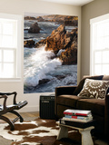 Surf at Soberanes Posters by Douglas Steakley