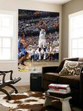 Oklahoma City Thunder v Memphis Grizzlies  - Game Four, Memphis, TN - MAY 9: O.J. Mayo and Thabo Se Poster by Layne Murdoch
