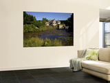 Moated Scotney Castle Print by Doug McKinlay