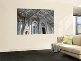 Jain Temple Porch 高品質プリント : トム・コックレム