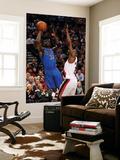 Dallas Mavericks v Portland Trail Blazers - Game Three, Portland, OR - APRIL 21: Jason Terry and We Prints by Jonathan Ferrey