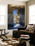 Azure Window Posters by Jean-pierre Lescourret