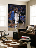 Oklahoma City Thunder v Dallas Mavericks - Game TwoDallas, TX - MAY 19: DeShawn Stevenson Poster by Danny Bollinger