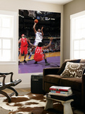 Houston Rockets v Sacramento Kings: DeMarcus Cousins and Jordan Hill Posters by Rocky Widner
