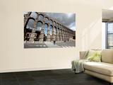 Roman Aqueduct (Aqueduct of Segovia) Prints by Bruce Bi