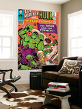 Tales to Astonish No.79 Cover: Hulk and Hercules Posters by Bill Everett