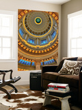 Interior of Capitol Rotund Prints by David Ryan