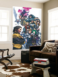 Uncanny X-Men No.437 Cover: Wolverine, Havok, Juggernaut, Nightcrawler, Angel, Northstar and X-Men Posters by Salvador Larroca