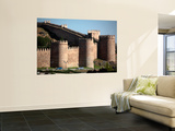 Medieval City Wall of Avila Posters by Bruce Bi