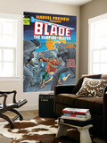 Blade The Vampire Slayer 3 Cover: Blade Prints