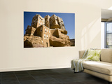 Palace of Dar Al Hajar Prints by Rogers Gaess