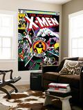 Uncanny X-Men No.139 Cover: Shadowcat, Storm, Angel, Colossus, Nightcrawler, Wolverine and X-Men Prints by John Byrne