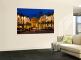 Main Square of Piazza Matteotti Kunstdrucke von Glenn Van Der Knijff