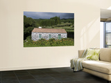 Farm Building Prints by Holger Leue
