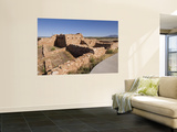 Ancestral Puebloan Ruin at Edge of the Cedars State Park Posters by John Elk III