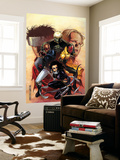 Young Avengers 9 Cover: Bishop, Kate, Hulkling, Vision and Patriot Posters by Jim Cheung