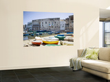 Old Harbour Prints by Pamela Valente