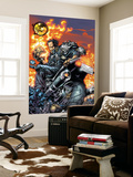 Ghost Rider V3 3 Cover: Gunmetal Gray Prints by Trent Kaniuga