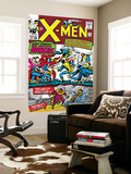 X-Men 9 Cover: Lucifer Affiches par Jack Kirby