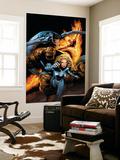 Ultimate Fantastic Four No.21 Cover: Mr. Fantastic Poster by Greg Land